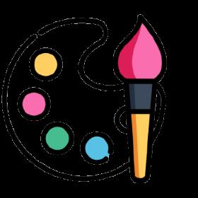 Logo Menu Gourde personnalisable